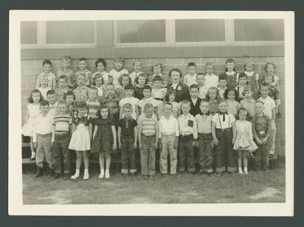 Elementary school students in Smith Center, Kansas - 3