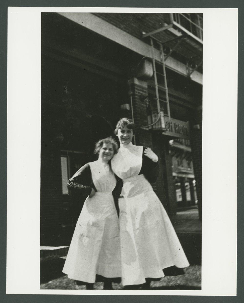 Harvey Girls, Hutchinson, Kansas - 1