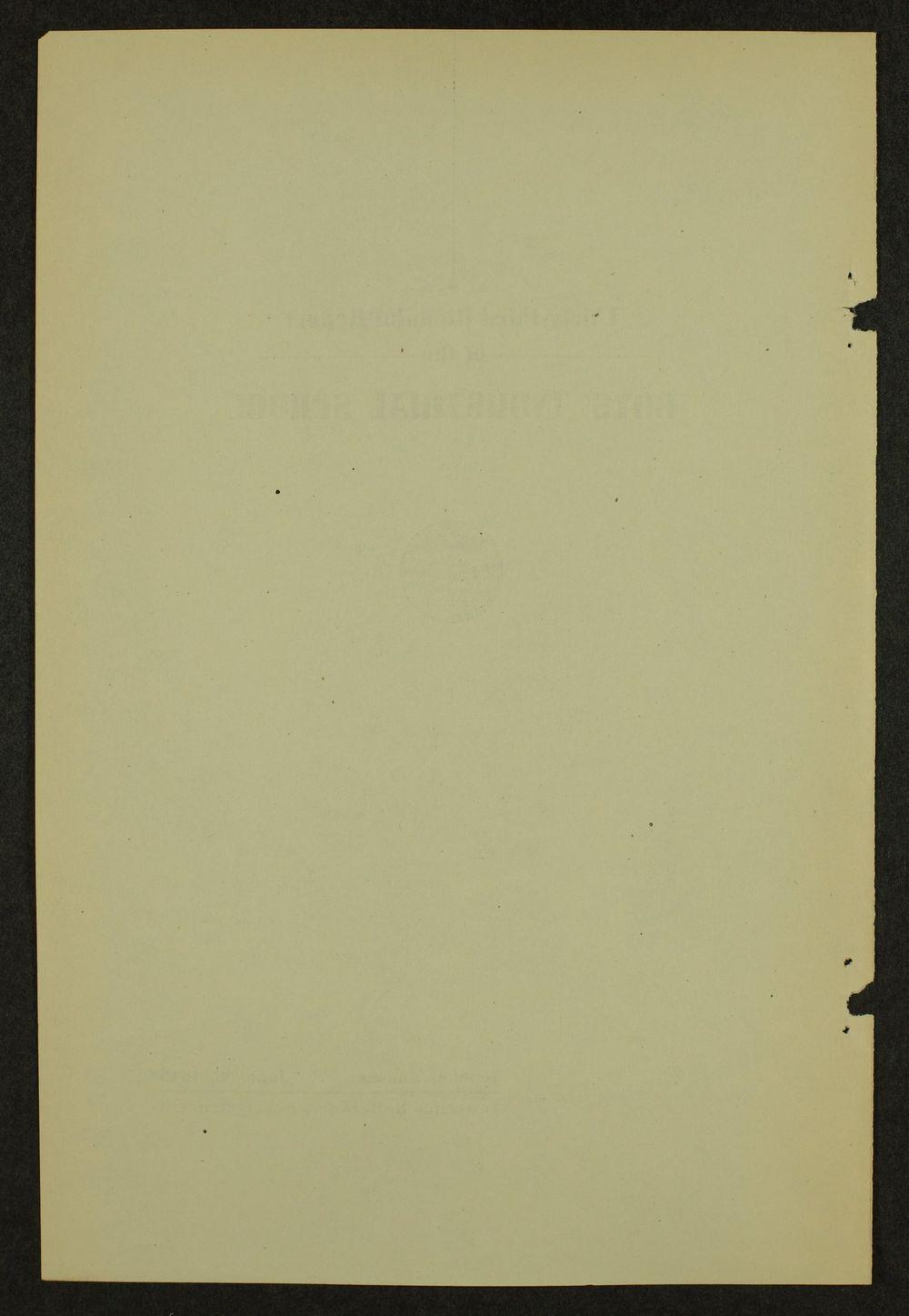 Biennial report of the Boys Industrial School, 1946 - 2