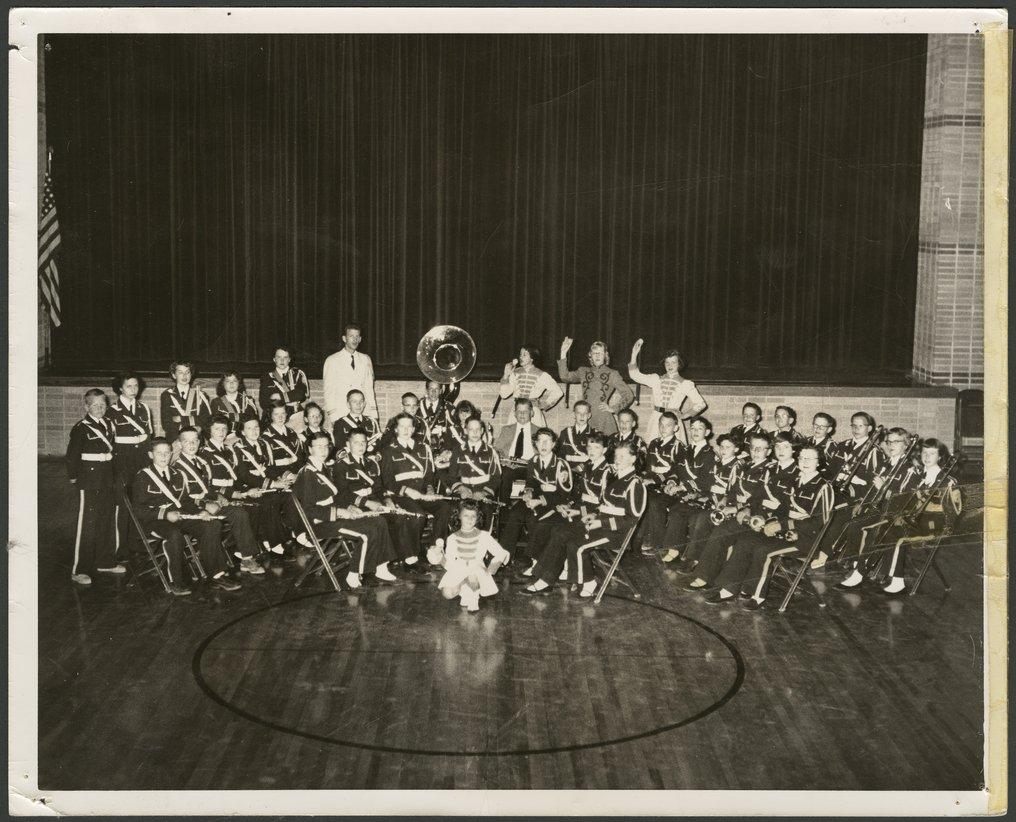 Lakin Grade School band