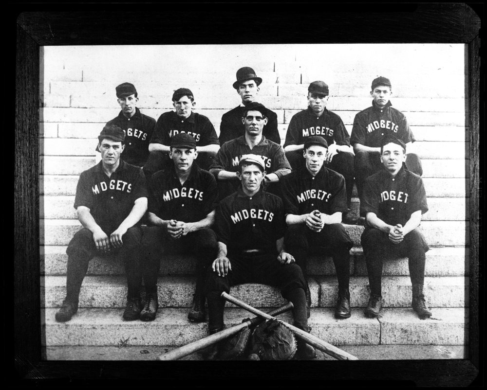 Topeka Midgets baseball team
