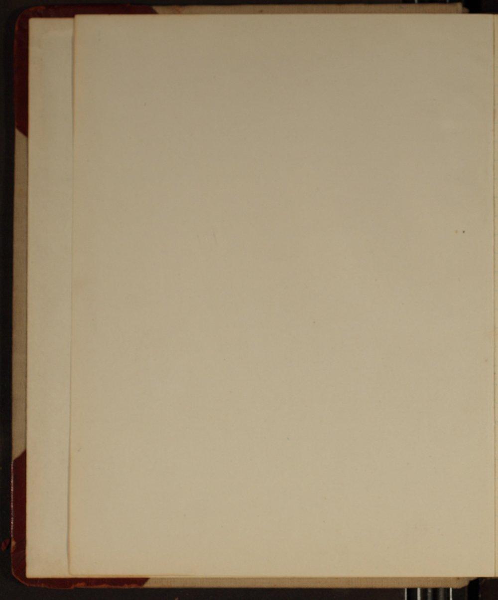 Martha Farnsworth diary - Blank page