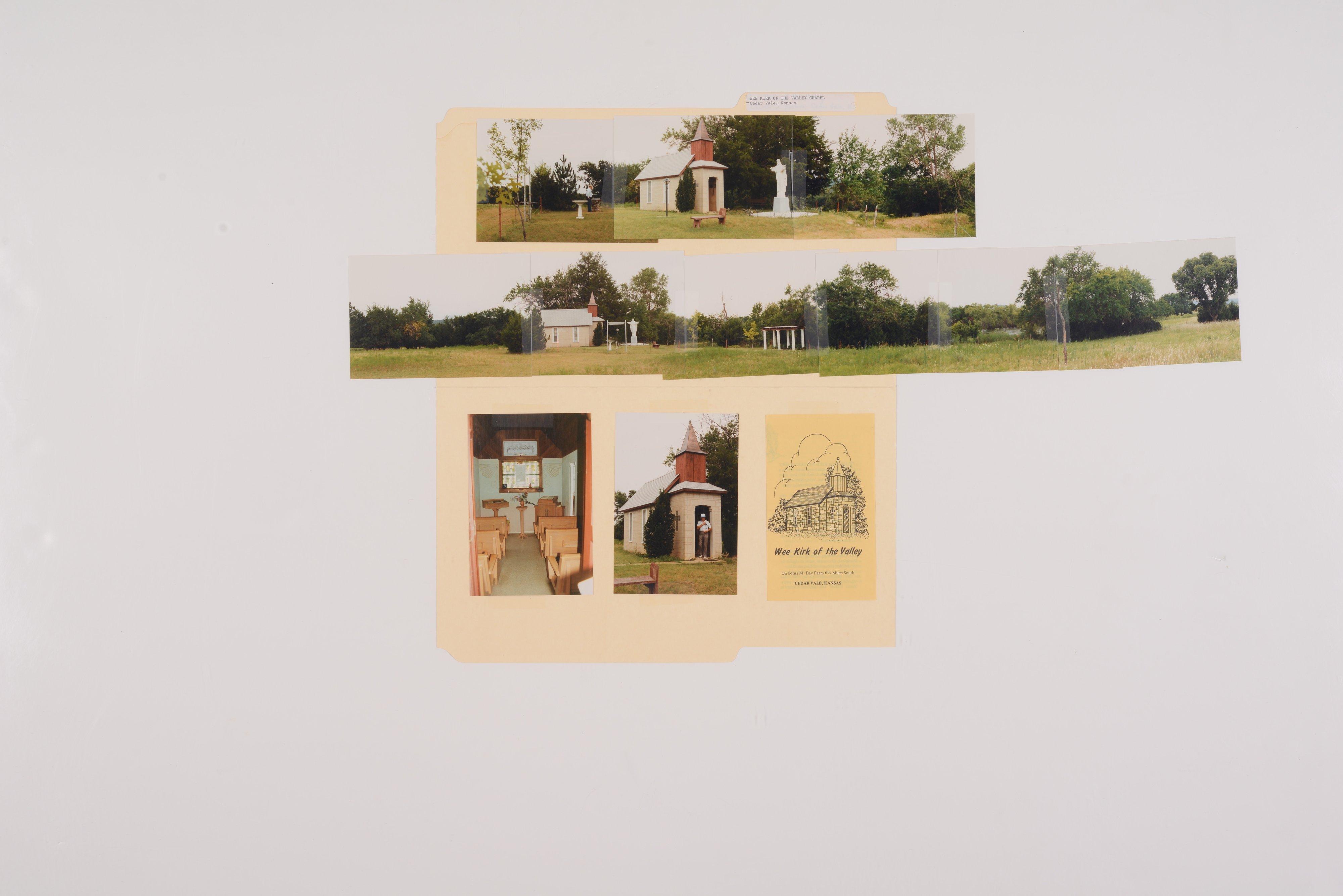Kansas Film Commission site photographs, subject churches - 4