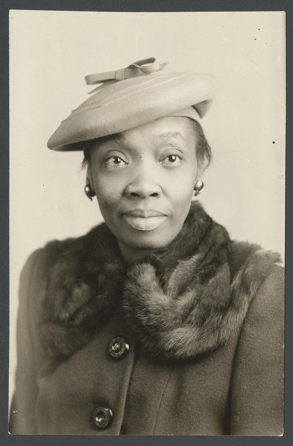 Mamie Luella Williams - 1