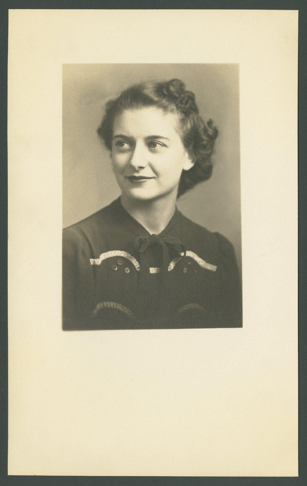 Geraldine Buhler Smith - 1