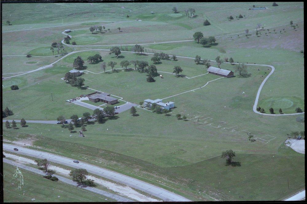 Aerial views of Fort Hays, Kansas - 2