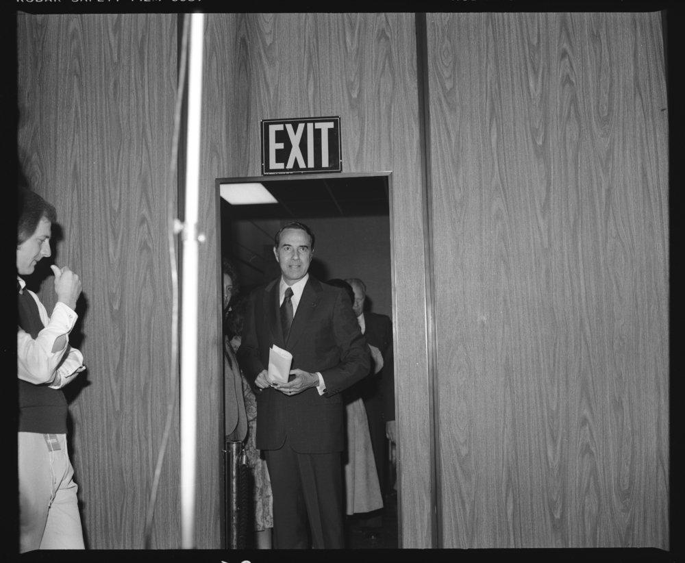 Nancy Landon Kassebaum with other Republican politicians, Topeka, Kansas - 2