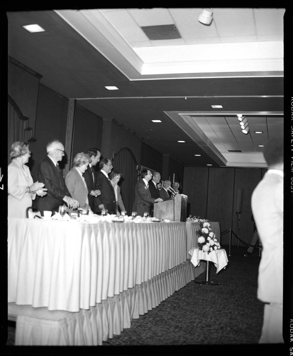 Nancy Landon Kassebaum with other Republican politicians, Topeka, Kansas - 5
