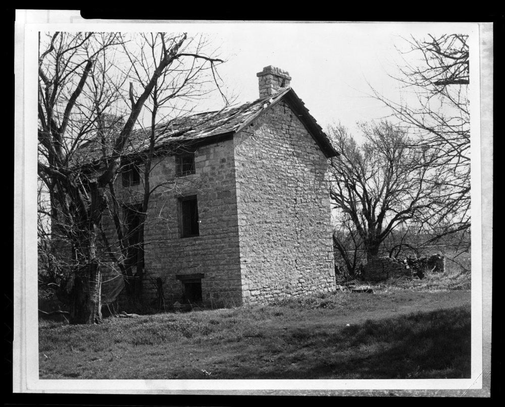 Indian agent building, Council Grove, Kansas - 2