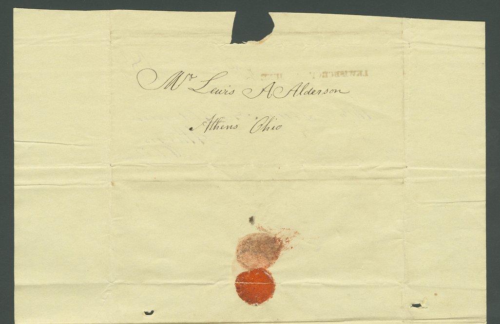 John M. Alderson to Lewis Allen Alderson - 9