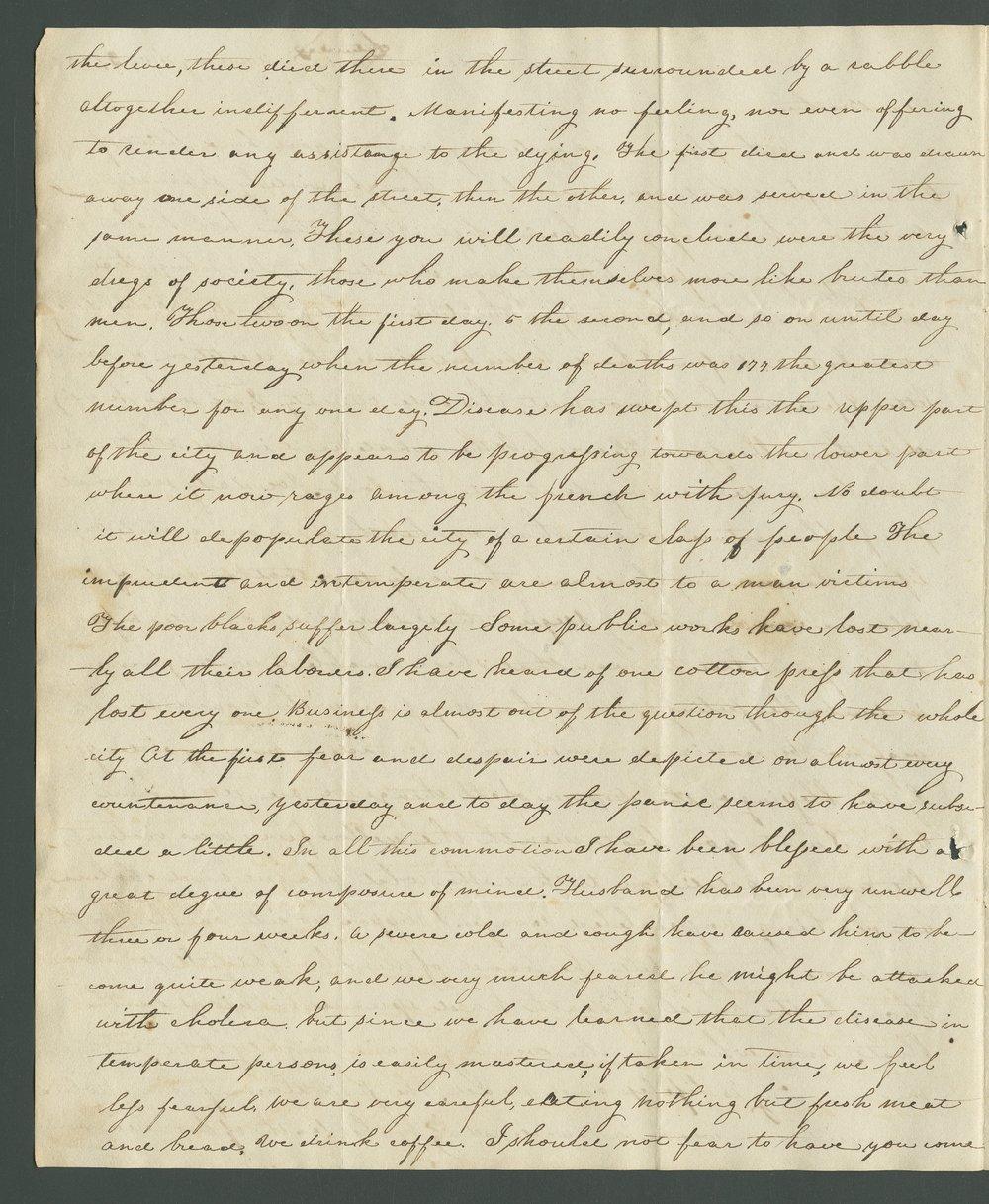 Catherine B. Dart to Lewis Allen Alderson - 8