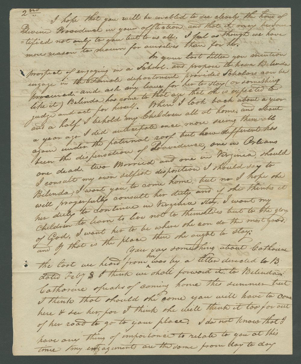 Joseph B. Miles to Lewis Allen Alderson - 13