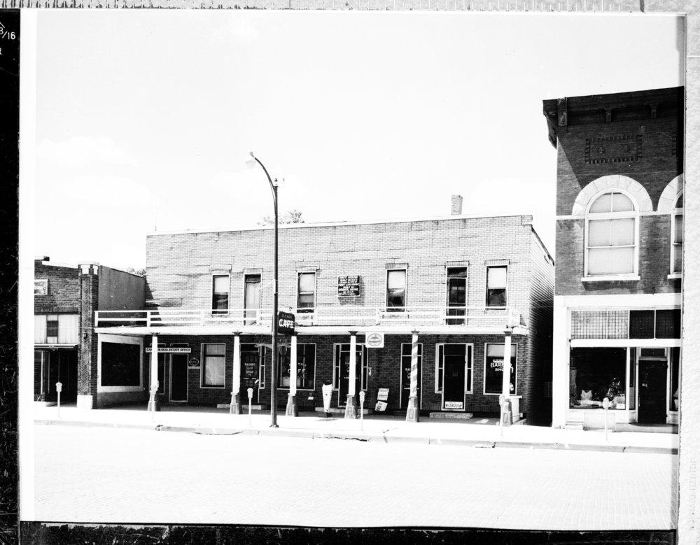 Hays House in Council Grove, Kansas - *70