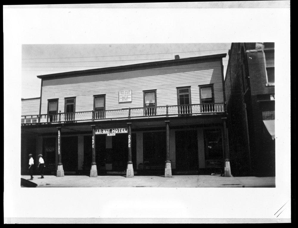 Hays House in Council Grove, Kansas - *72
