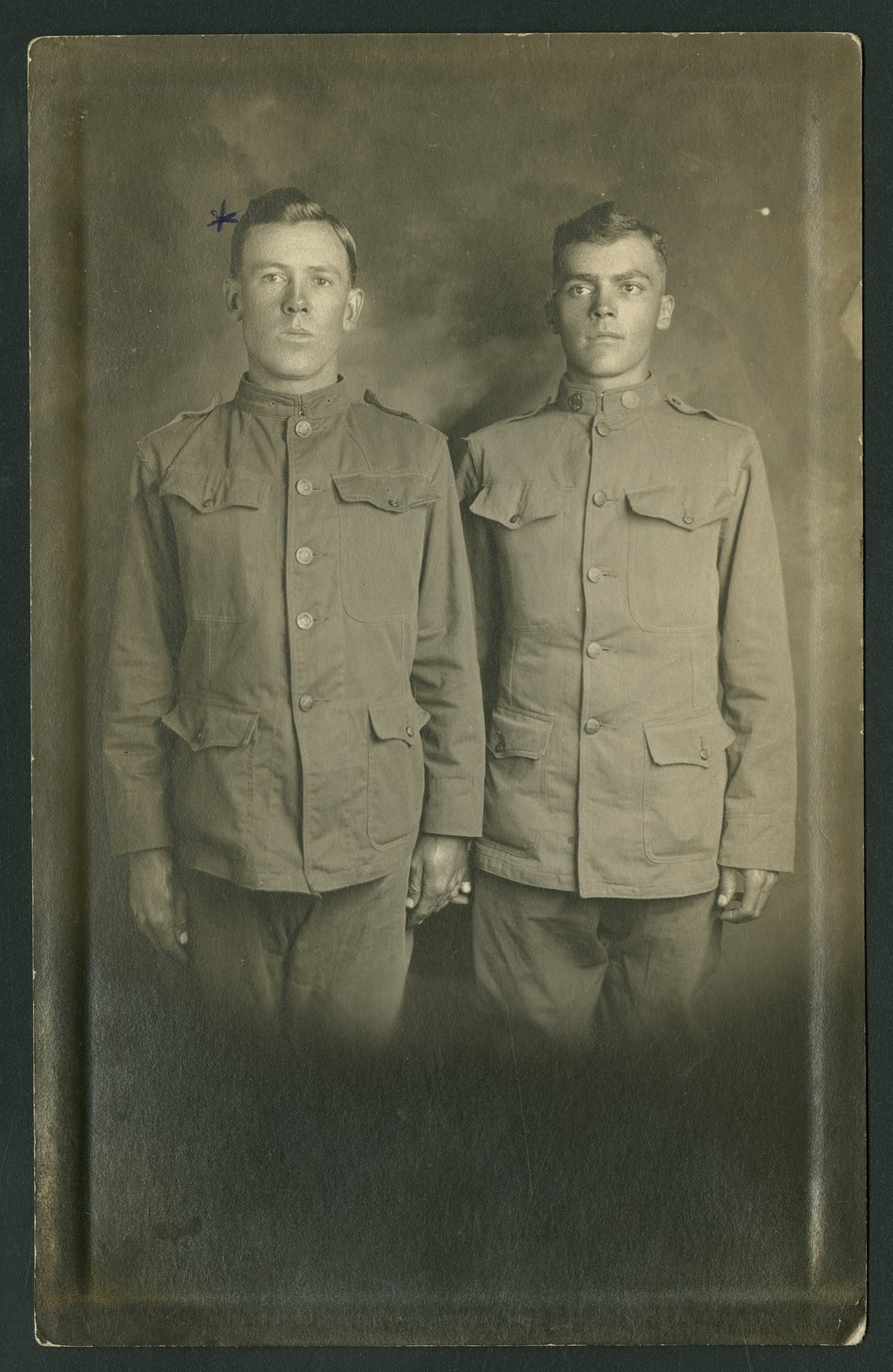 Bill Dillon and Samuel Ford - 1