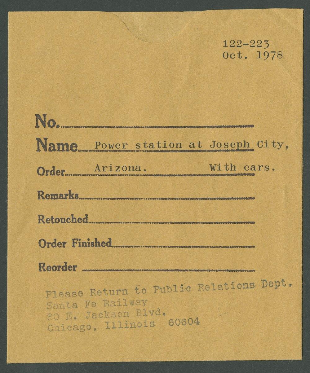 Atchison, Topeka & Santa Fe Railway Company's rolling stock - 2