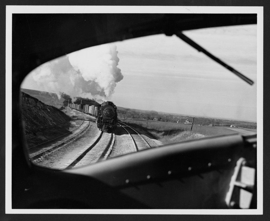 Atchison, Topeka & Santa Fe Railway Company's steam locomotive - 1