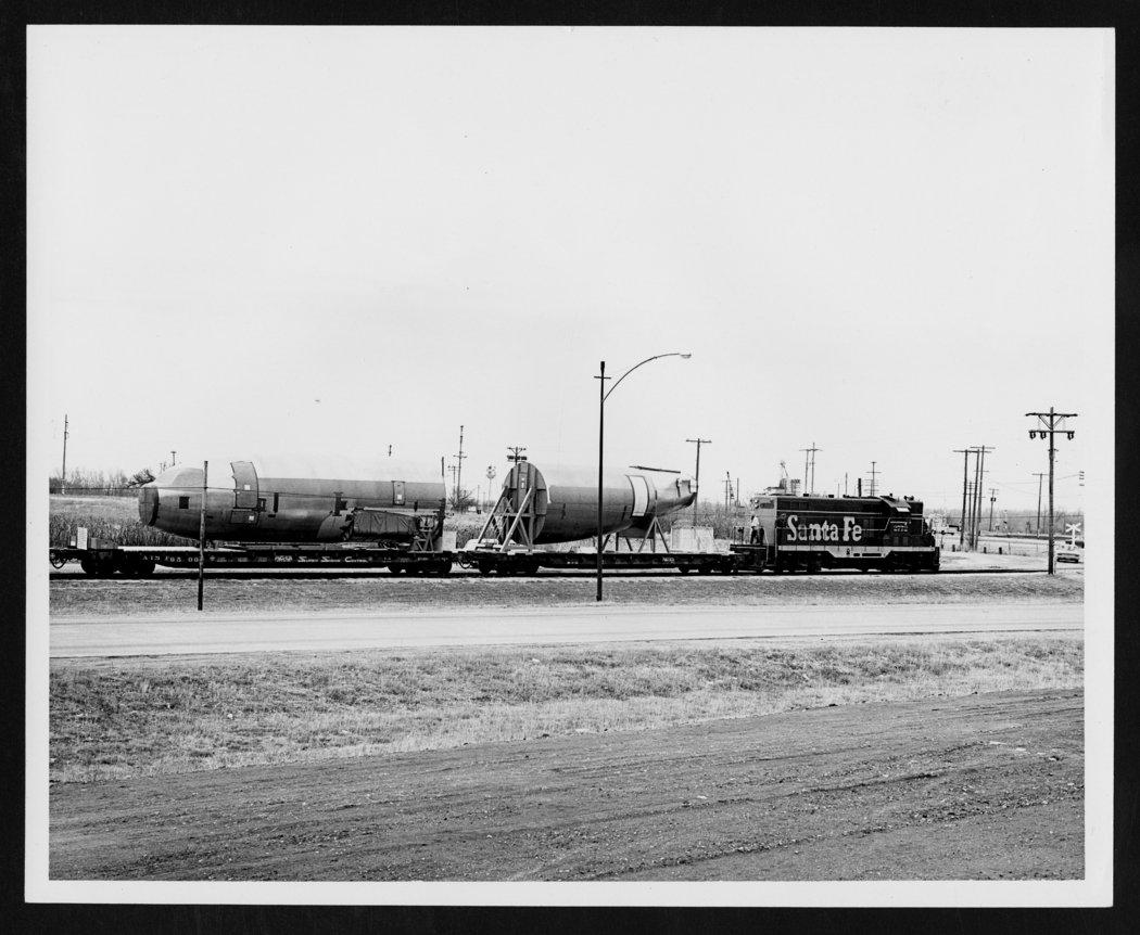 Atchison, Topeka & Santa Fe Railway Company's railway shipment
