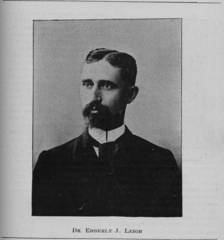 Ebberly J. Leigh