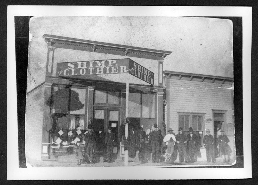 Scenes of Sherman County, Kansas - The Shimp Clothier