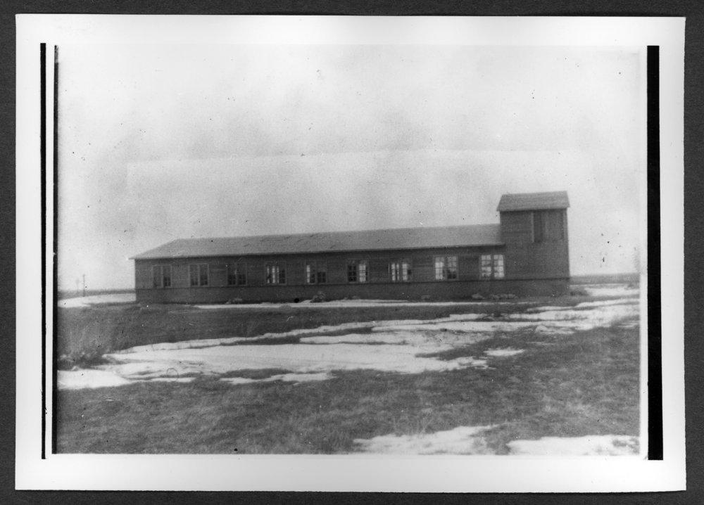 Scenes of Sherman County, Kansas - Iron Foundry at 17th and Cherry Street, Goodland, Kansas.