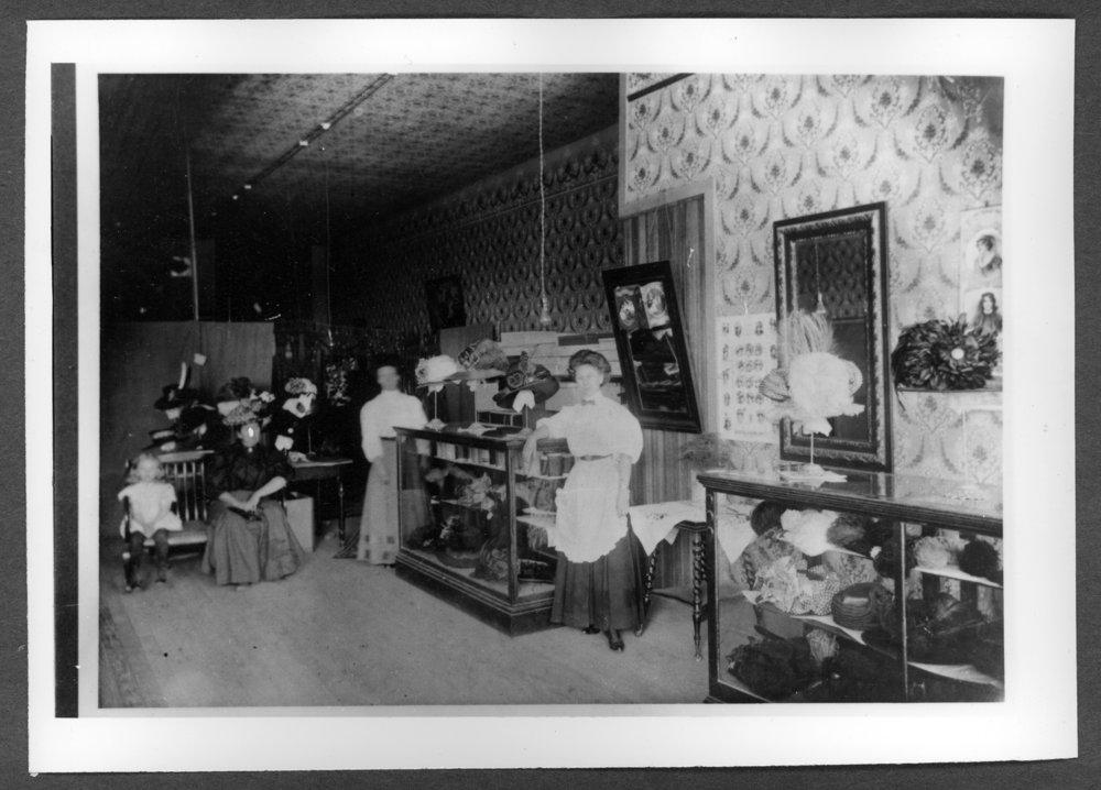 Scenes of Sherman County, Kansas - Milling store