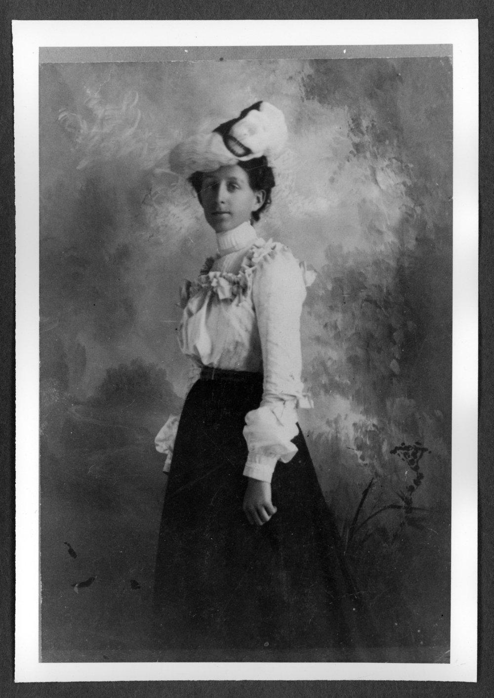 Scenes of Sherman County, Kansas - Cecilia Viselik of Ruleton, Kansas.