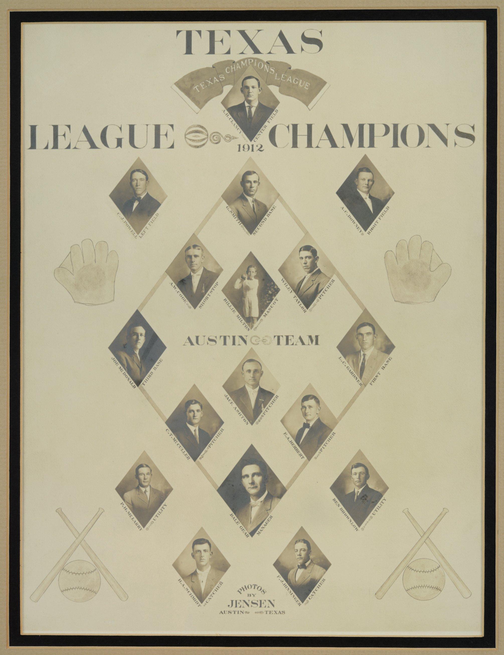 Austin Senators baseball team