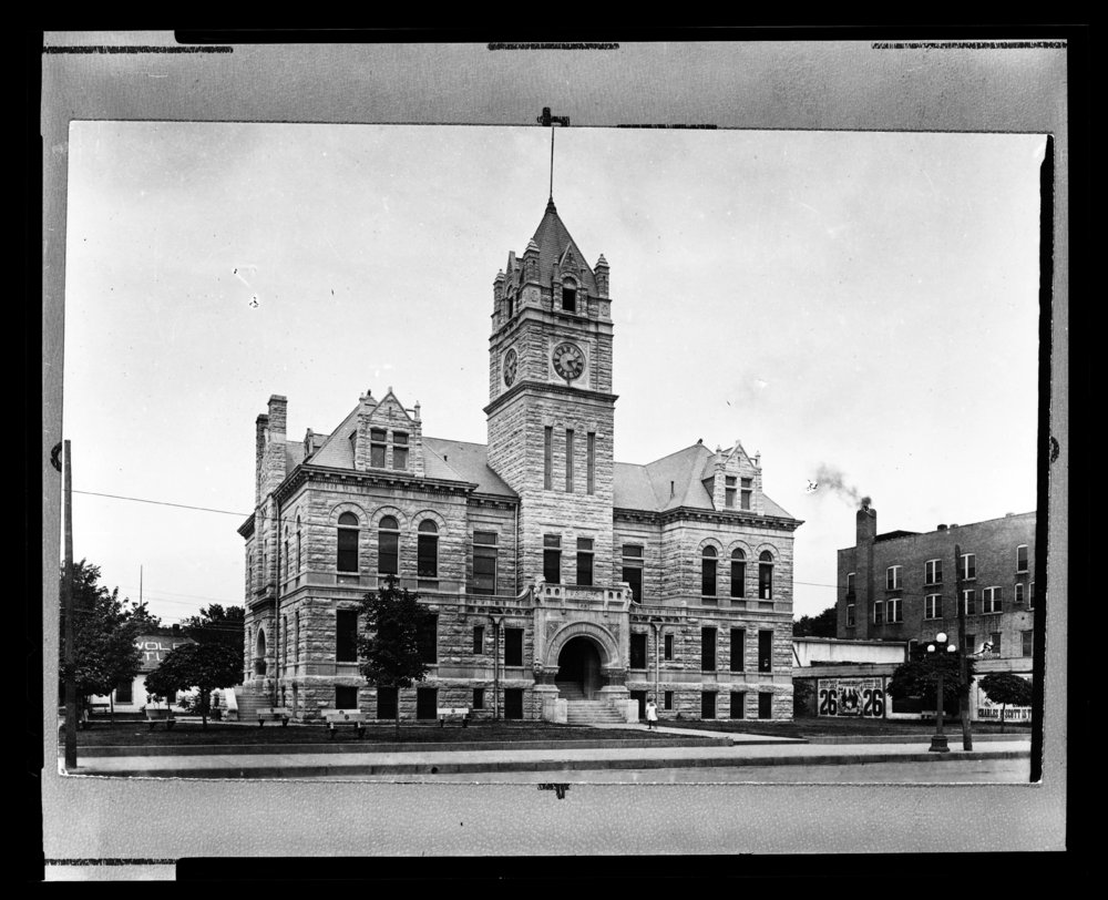 Riley County Courthouse - *4
