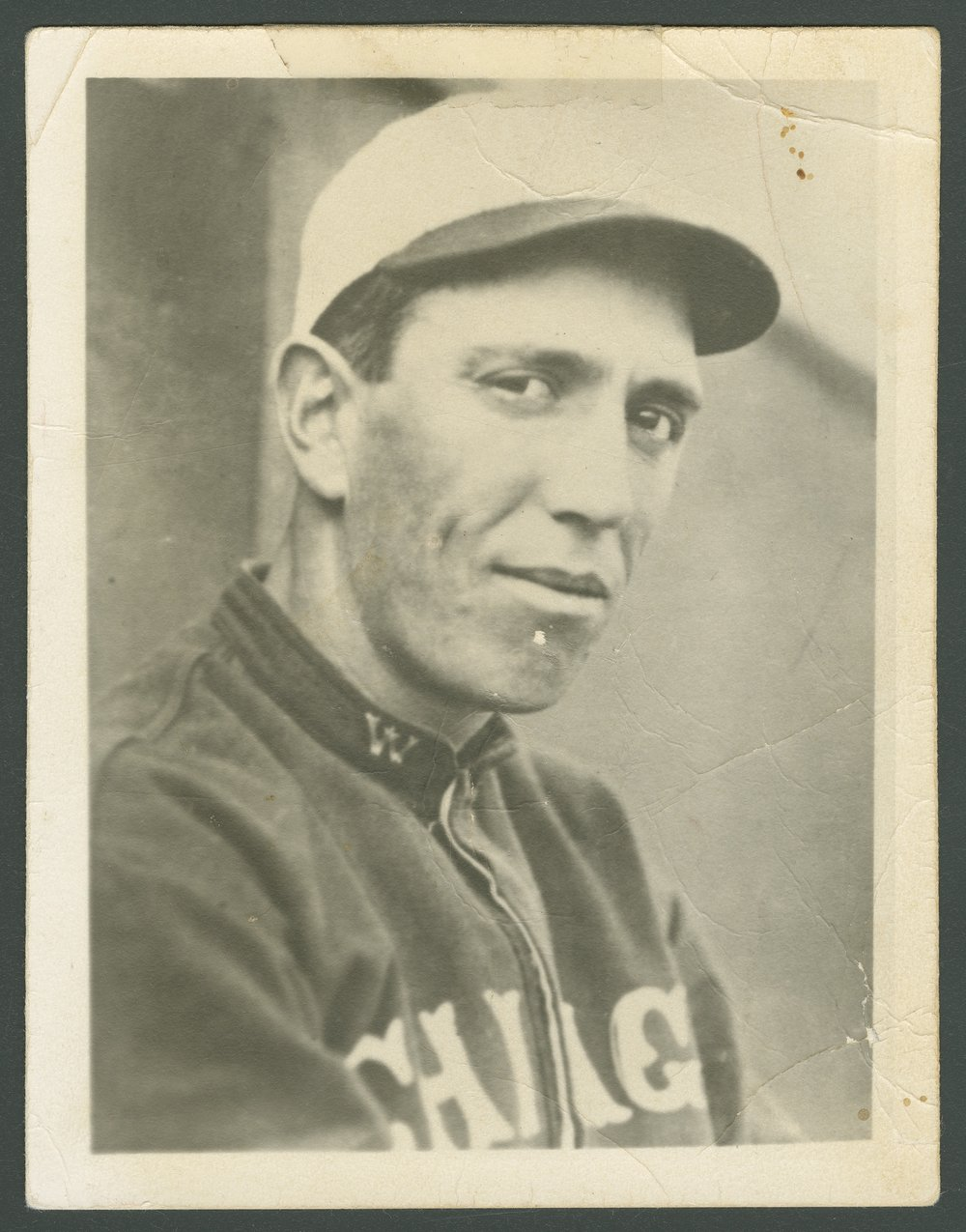 Wiley Taylor of the Chicago White Sox - 1