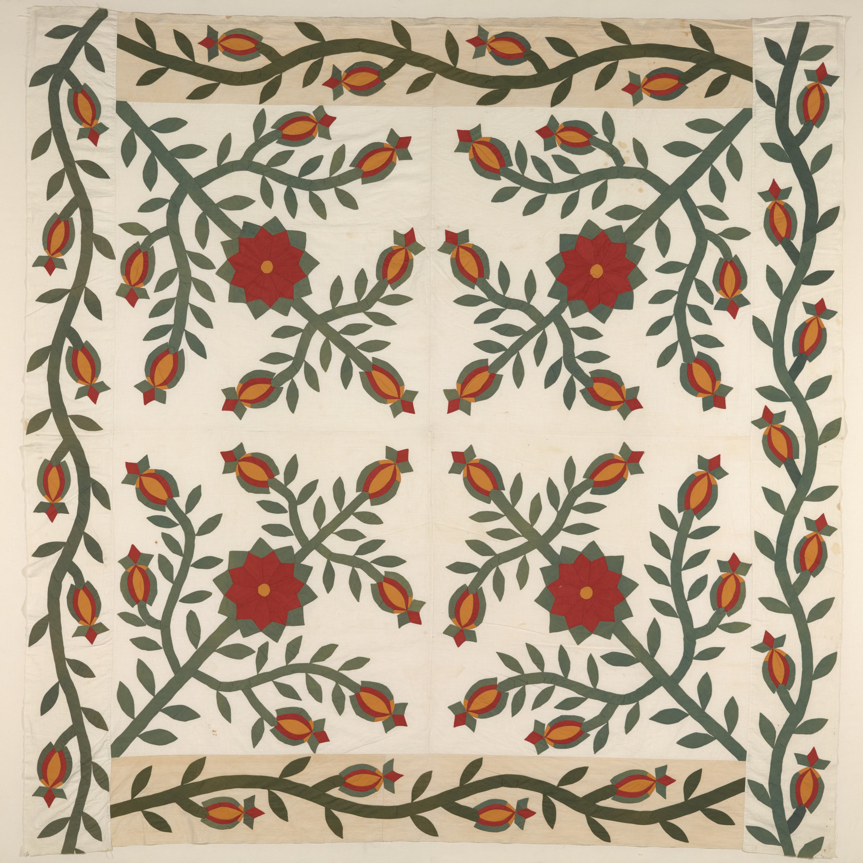 Nicodemus quilt top
