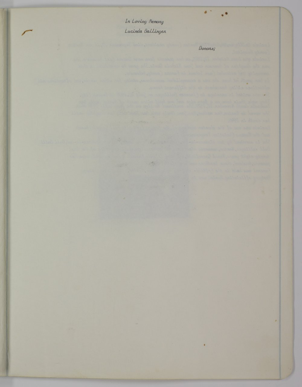 Kansas Woman's Christian Temperance Union memory book - 10