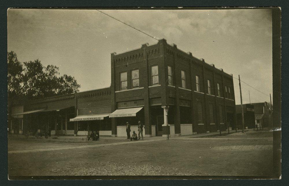 First National Bank in Mount Hope, Kansas - 1