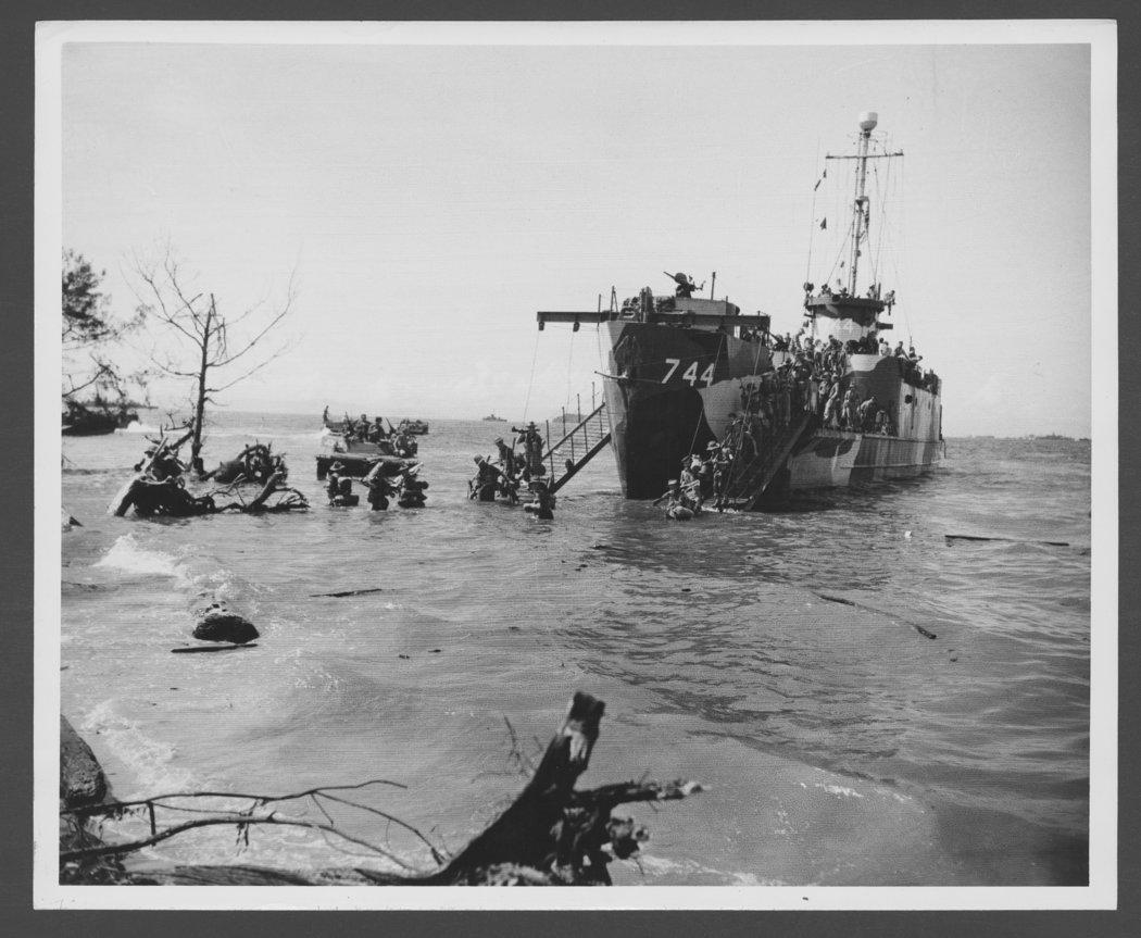 Battle of North Borneo - 1