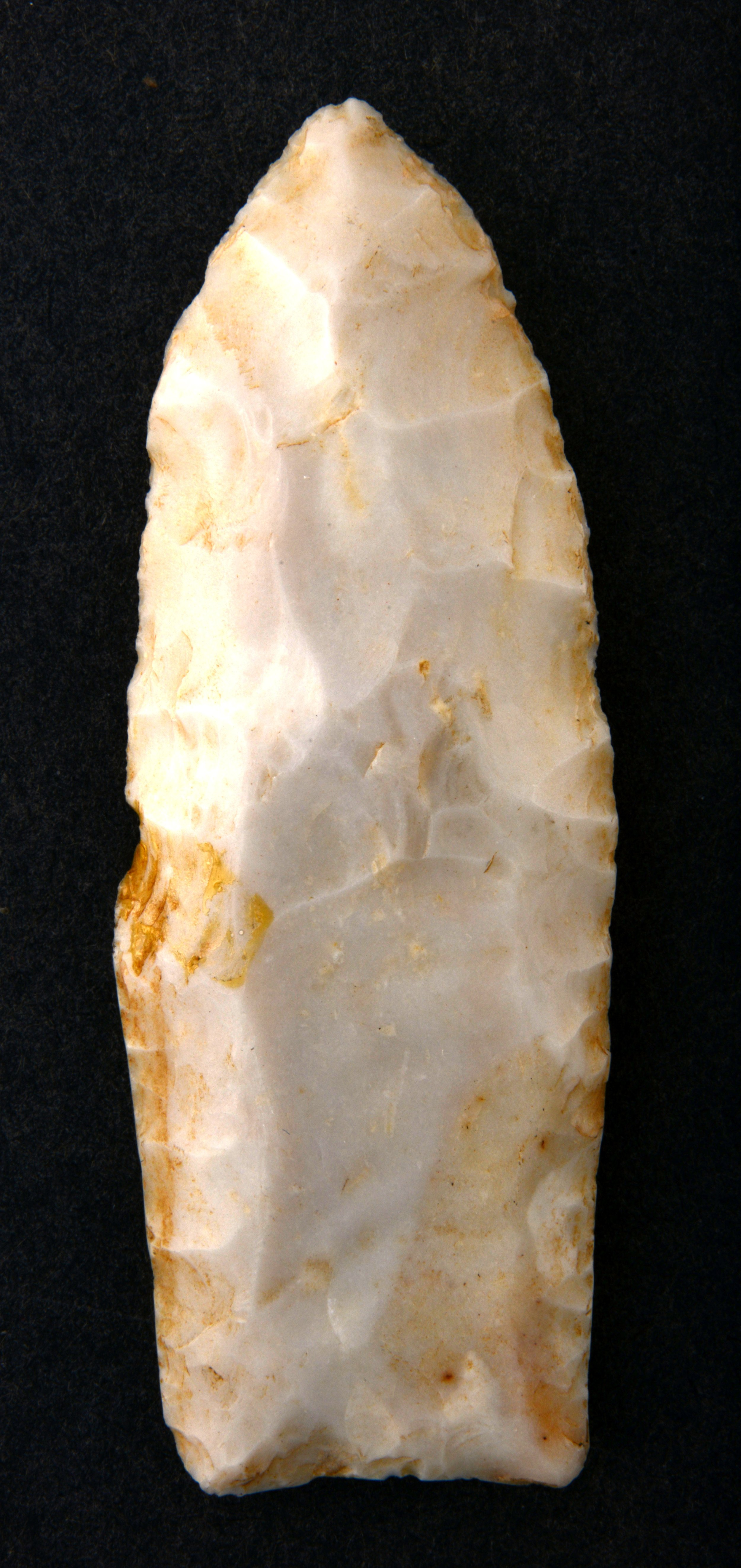 Paleoindian projectile point - 3