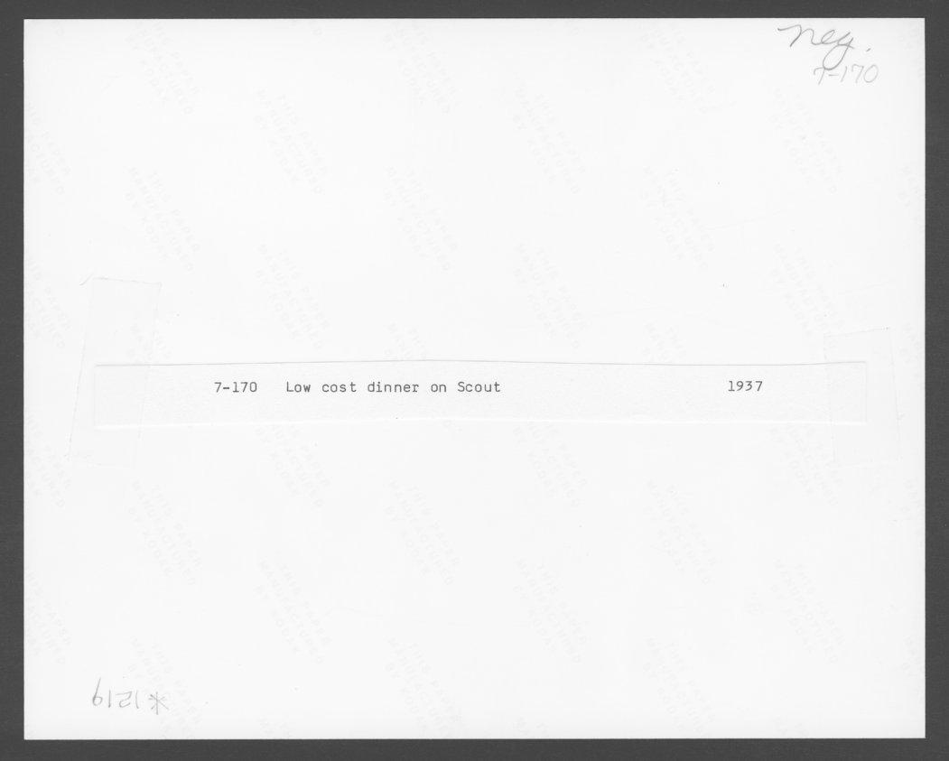 Atchison, Topeka & Santa Fe Railway Company's Scout - 2