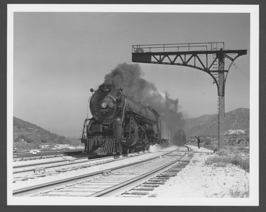 Atchison, Topeka and Santa Fe Railway Company's Grand Canyon Limited - 1