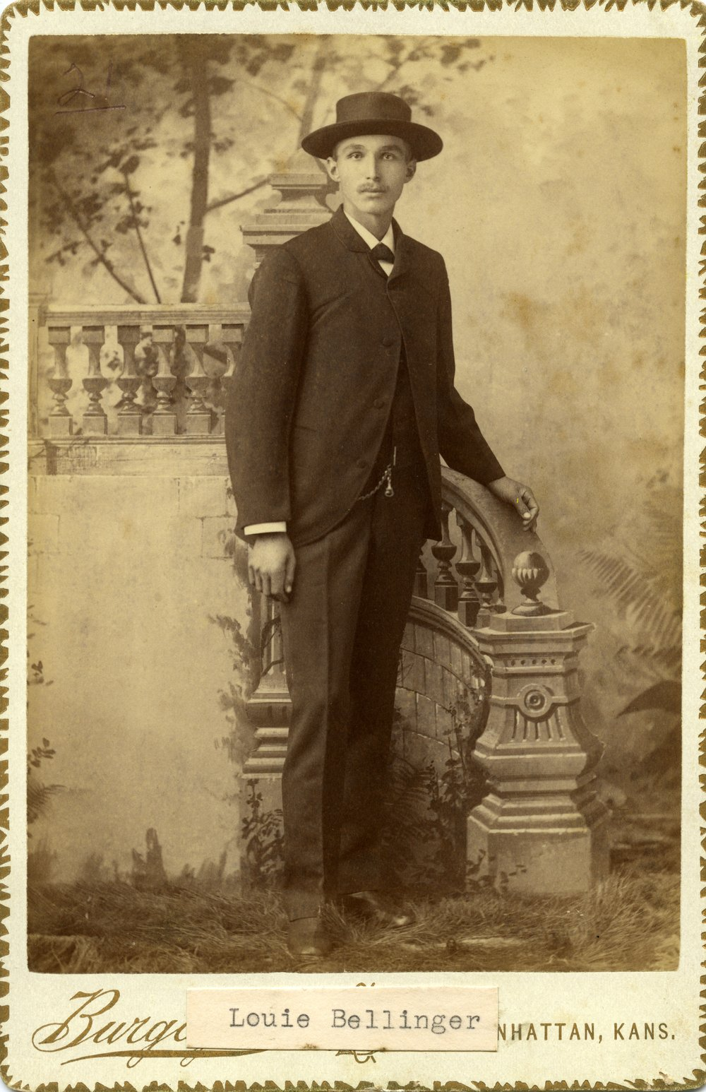 Louie Bellinger - 1