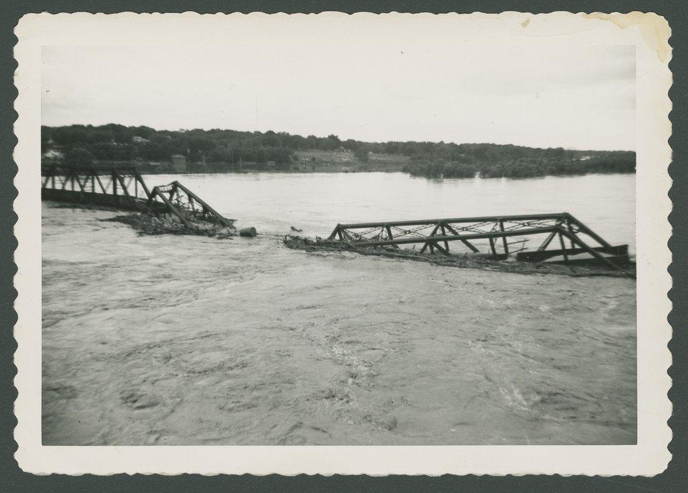 Chicago, Rock Island & Pacific Railroad bridge in Topeka, Kansas - 2