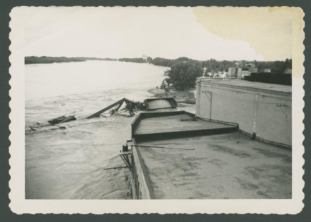 Chicago, Rock Island & Pacific Railroad bridge in Topeka, Kansas - 6
