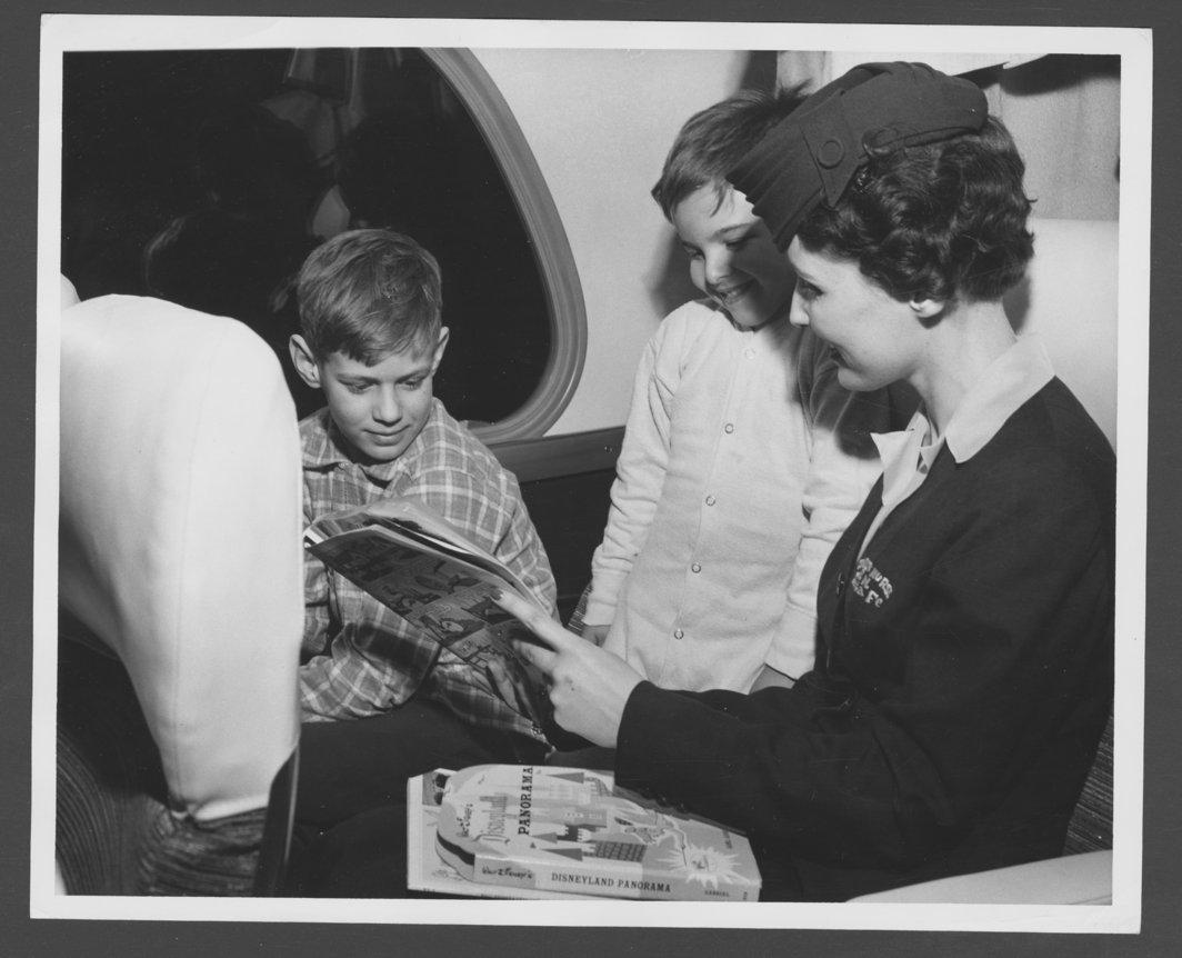Lois McCarthy, Santa Fe Courier Nurse - 1