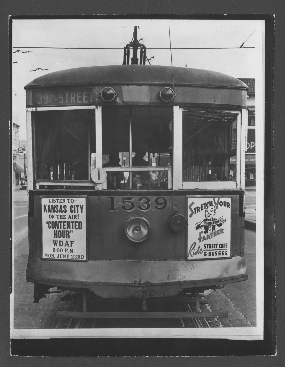 Streetcars in Kansas City, Kansas - 1