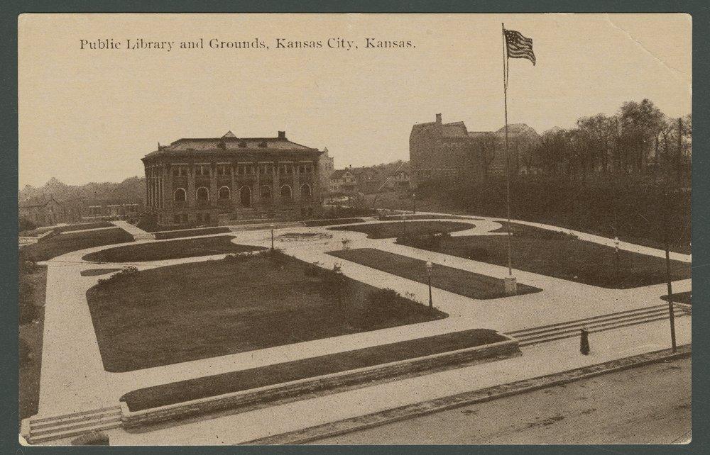 Carnegie Library in Kansas City, Kansas - 3
