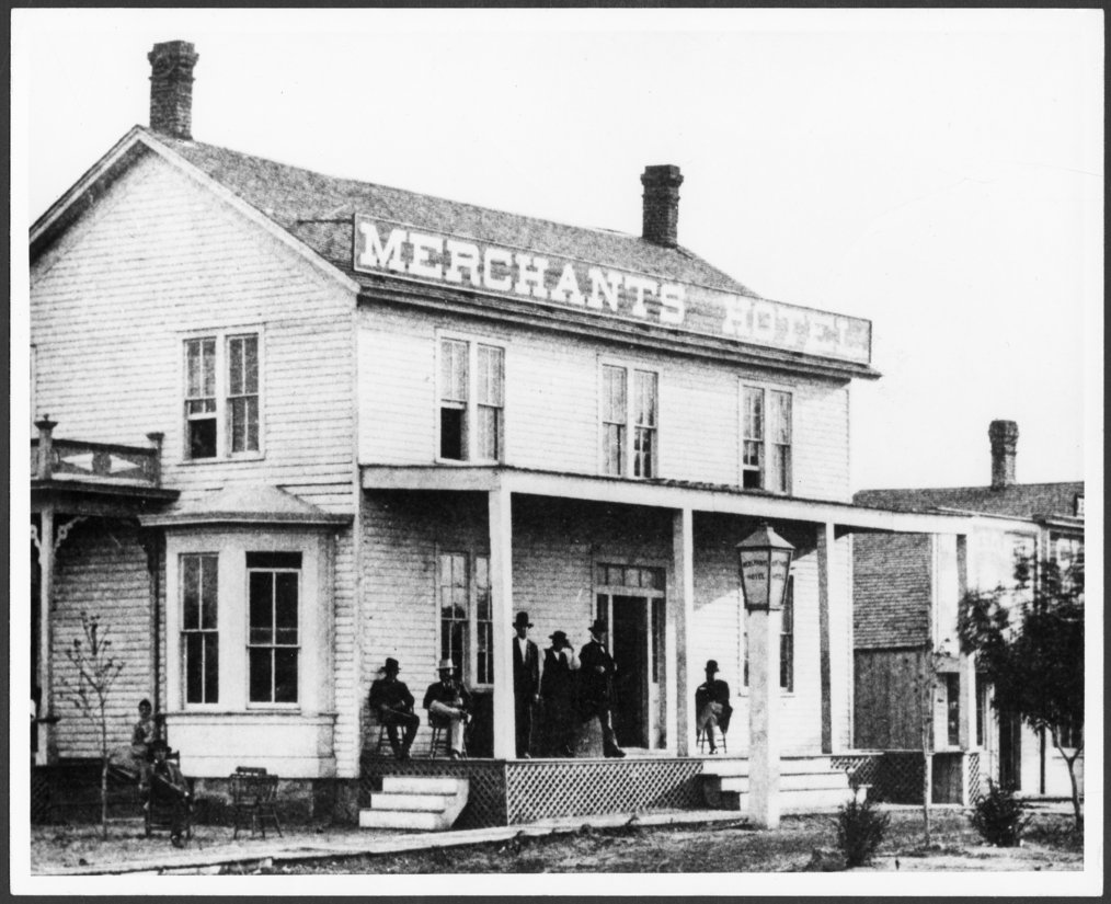 Merchants Hotel Abilene Kansas
