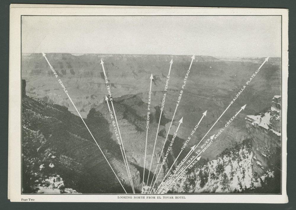 Hermit Rim, Road & Trail Grand Canyon - 1