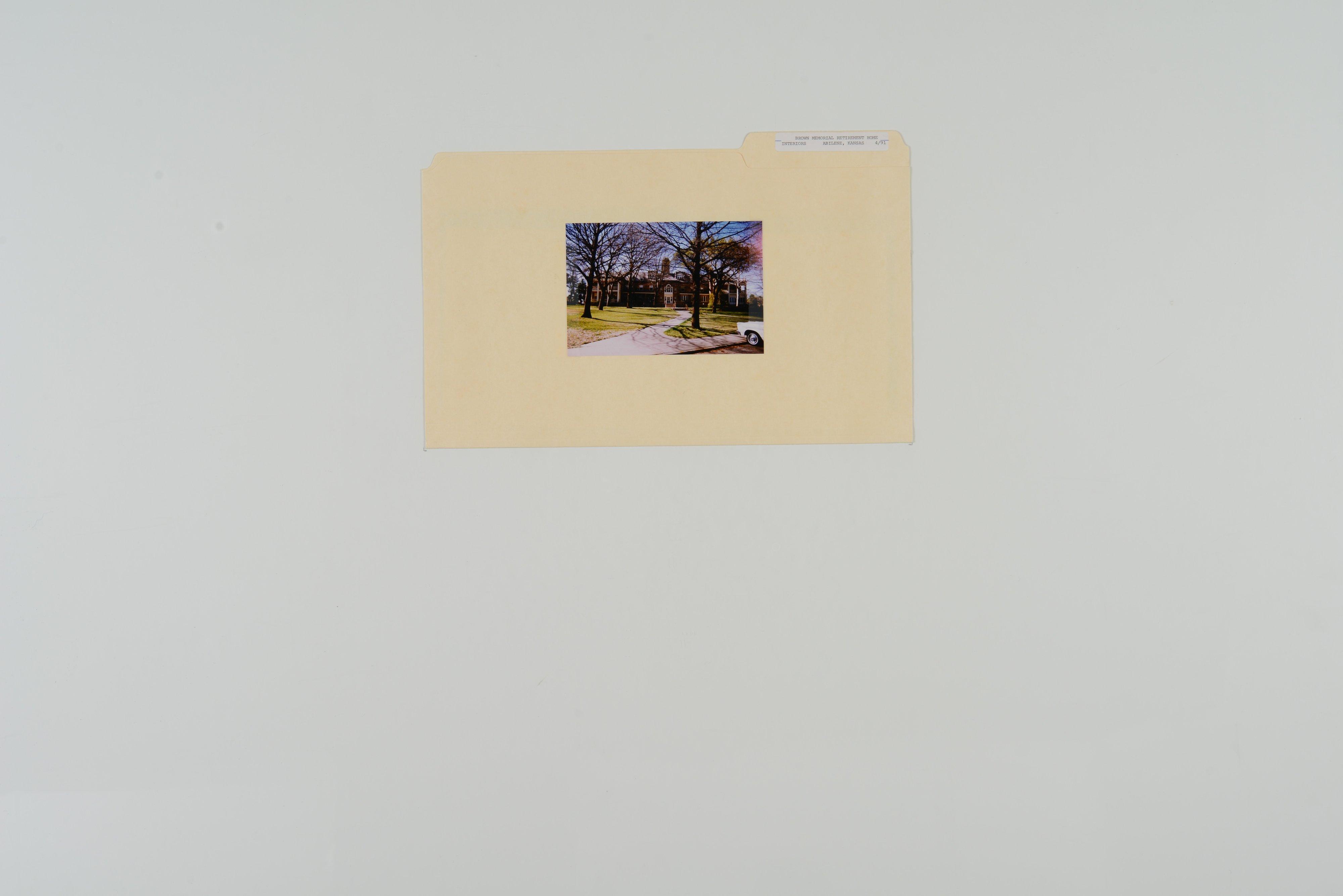 Kansas Film Commission site photographs, subject residences - 3