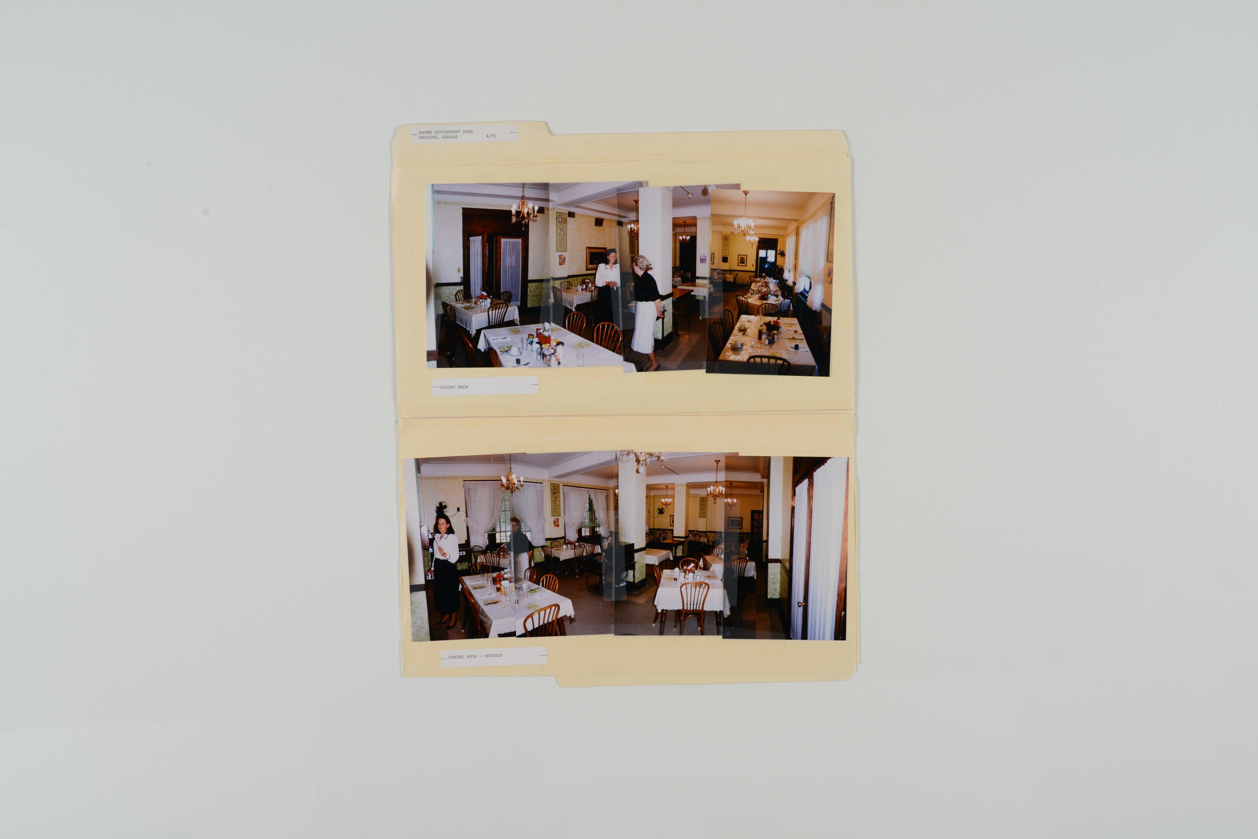 Kansas Film Commission site photographs, subject residences - 7