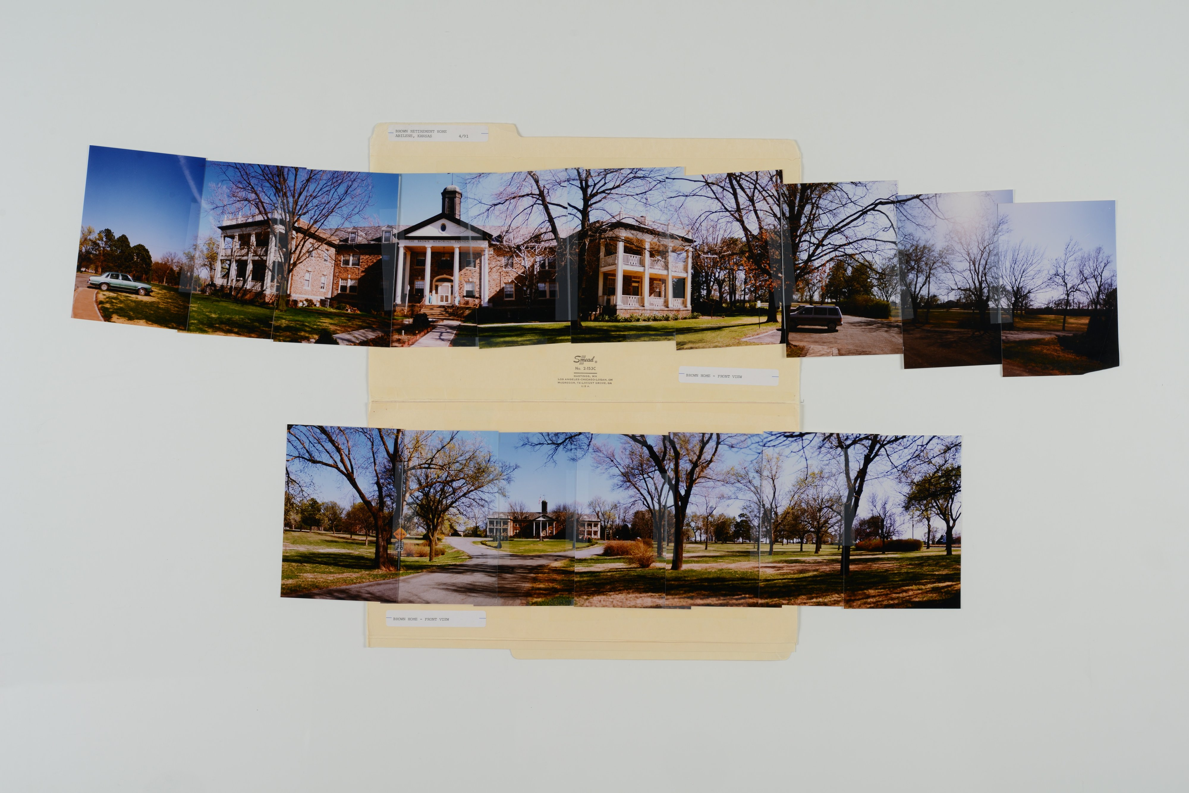 Kansas Film Commission site photographs, subject residences - 9