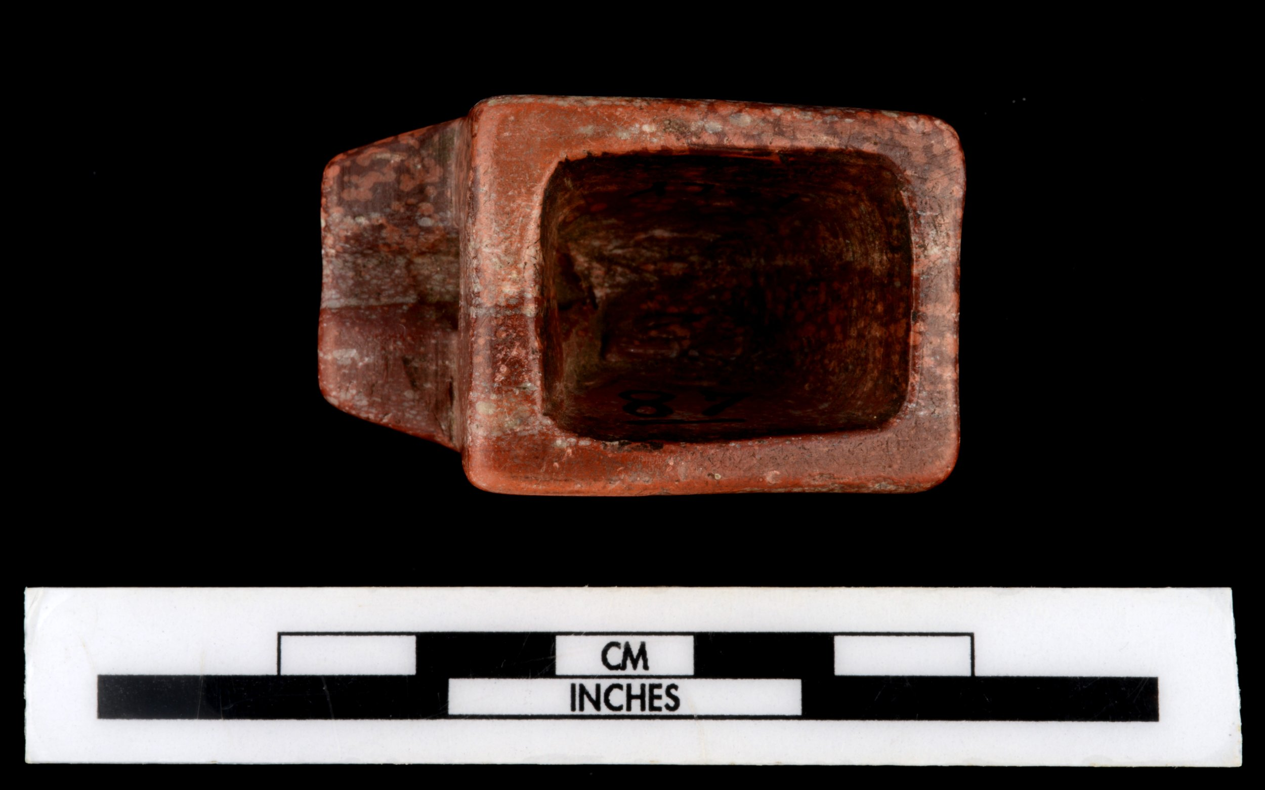 Pipestone Pipe from Lyons County - 3