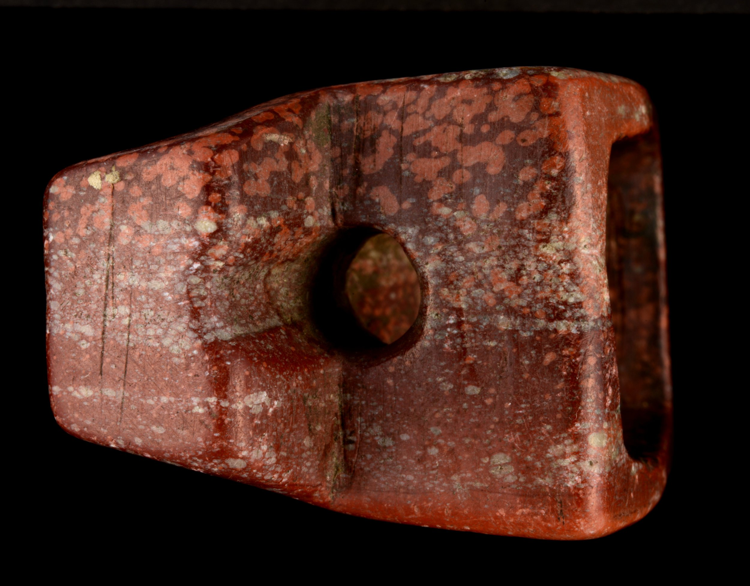 Pipestone Pipe from Lyons County - 11